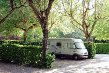 Pitch Camping-car - Parco delle Piscine