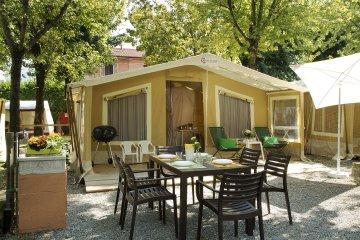 Glamp Tent - Campeggio del Sole