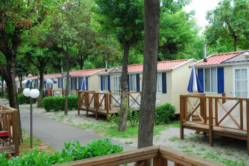 Mobile-home Classic - with air-conditioning - Campeggio del Sole
