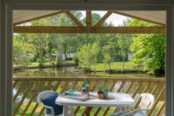 Cottage Loggia Bay *** - 2 chambres - Vue lac - Le Grand Paris