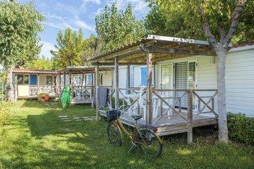 Mobilhome Italia Plus - 24m² - 2 chambres - Riva Nuova