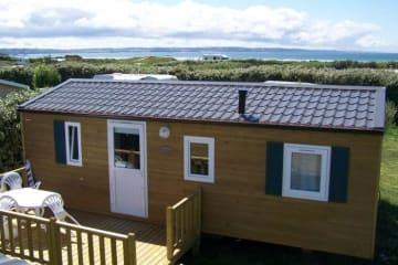 Cottage Confort 2 chambres + terrasse - La Plage de Tréguer
