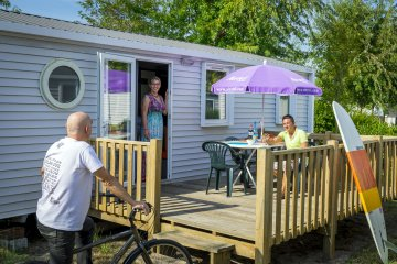 Mobil Home Super Cottage 3 rooms 33m² - Domaine de la Rive