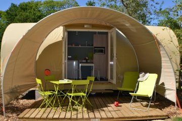 Tent Coco sweet** 2 bedrooms - Port de Plaisance