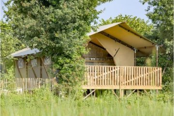 Tent Natura Lodge**** 2 bedrooms - Les Mouettes