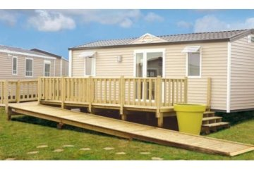 Cottage *** (2 Bedrooms) - adapted to the people with reduced mobility - Le P'tit Bois