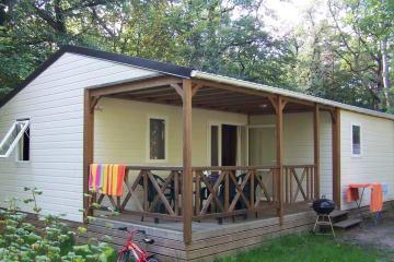 Chalet - 3 bedrooms - 2 bathrooms - Parc de Fierbois