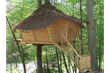 Tree house - 20m² - Parc de Fierbois