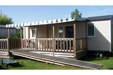 Mobile home - 2 bedrooms - 1 bathroom - Wheelchair friendly - Parc de Fierbois