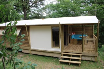 Chalet - 2 bedrooms - 1 bathroom - Lodge - Parc de Fierbois