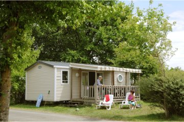 Mobile-home - 3 bedrooms - 1 shower - Comfort - - Parc de Fierbois