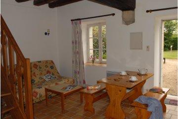 Holiday Home - 1 bedroom - 1 bathroom - Le Tamaris - Parc de Fierbois