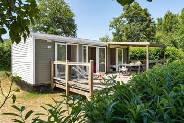 Cottage 2 chambres - 2 salles de bain - climatisation **** - Les Alicourts Resort