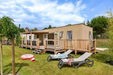 Cottage Key West Family 3 chambres - 2 salles de bain - climatisation Premium - Les Alicourts Resort