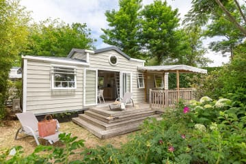 Cottage 3 chambres - 2 salles de bain - climatisation **** - Les Alicourts Resort