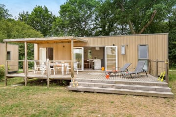 Cottage Key West 3 chambres - 2 salles de bain - climatisation Premium - Les Alicourts Resort