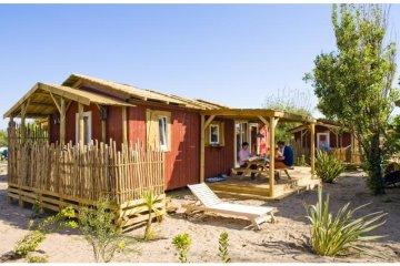 Cabane Pêcheur 3 chambres PREMIUM - Le Sérignan Plage
