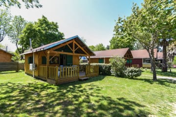 Chalet in wood + 12 years (Zénith 22.5m² ) - Les Galets