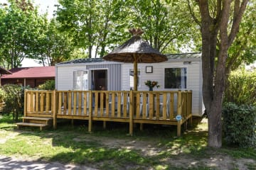 Mobil home COSY 2 bedrooms 27m² - Les Galets