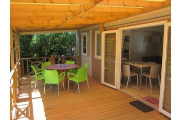 MOBILE-HOME - 3 chambres - CORDELIA - 32.60 m² - - La Garangeoire