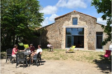 Holiday Home - 2 bedrooms - La Grange des Fragons - - La Garangeoire