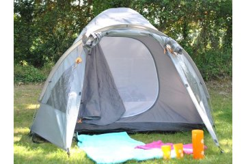 SIMPLE  PITCH  - without electricity - 2 pers - (TENT  ONLY) - - La Garangeoire