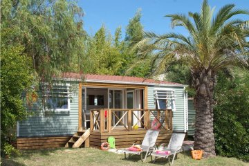 Cottage PATIO *** (air-conditioning) - 2 bedrooms, 2 bathrooms - Domaine du Colombier