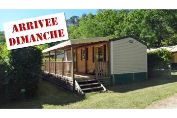 Mobil-home OPHEA3 - 3 rooms (from Sunday to Sunday) - Le Moulin de David