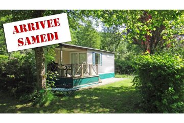 Mobil-home OPHEA2 -2 rooms (from Saturday to Saturday) - Le Moulin de David