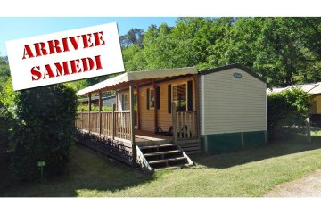 Mobil-home OPHEA3 - 3 rooms (from Saturday to Saturday) - Le Moulin de David
