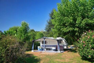 CAMPING PITCH XXL >120m2 - Le Paradis
