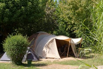 CAMPING PITCH - Average area of 100m2 - Le Paradis