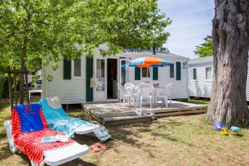 MOBIL-HOME GRAND FAMILY 3 BEDROOMS 32M2 - L'Océan