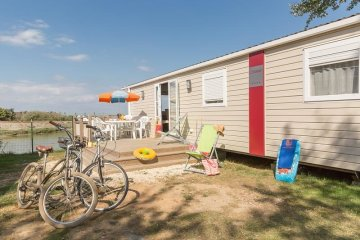 MOBIL-HOME GRAND FAMILY ESPACE PRIVILEGE 3 ROOMS 40 M2 - L'Océan