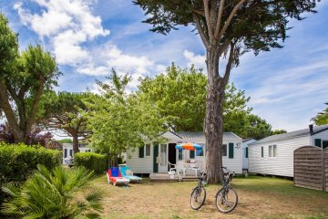 MOBIL-HOME FAMILY 2 BEDROOMS 30M2 - L'Océan