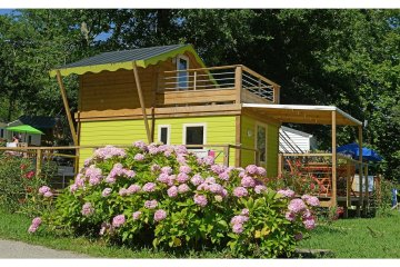 Chalet - 2 bedrooms -1 bathroom - La Kaz Spa - Le Ruisseau