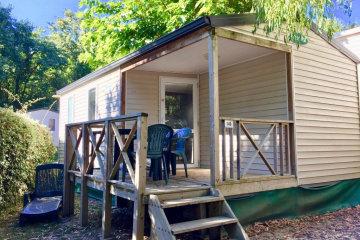 Mobil-home - 2 chambres - 1 salle de bain - Type 4 - Le Ruisseau