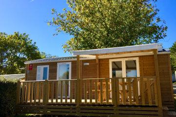Mobil-home - 2 bedrooms - 1 bathroom Family Premium - Le Ruisseau