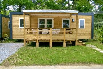 Chalet - 2 bedrooms - 2 bathrooms - Alizé Premium - Le Ruisseau