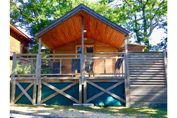 Chalet - 2 bedrooms -1 bathroom - Ecolodge spa - Le Ruisseau