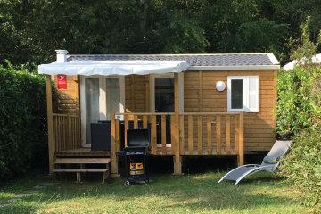 Mobil home - 2 bedrooms - 1 bathroom- Cosy - Le Ruisseau