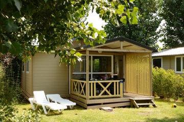 Chalet Confort - 2 bedrooms - Les Iles