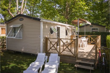 CONFORT 3 bedrooms  with dacking( 2 adults + 4 children) - Le Dauphin
