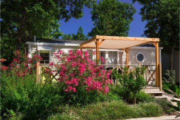 LE COTTAGE 2 bedrooms ( 2 adults + 4 children) - Le Dauphin