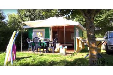 Bengali 16 m² (Furnished tent without sanitary) Saturday - Club Les Genets