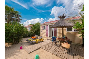 COTTAGE 1 bedroom *** PIRATES with air-conditioning - Club Farret