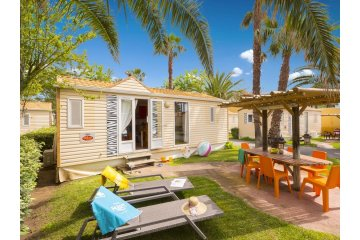 COTTAGE 2 chambres *** AFRICA avec climatisation - Club Farret