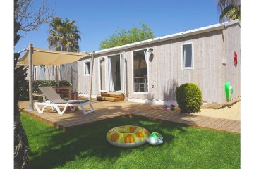 COTTAGE 3 bedrooms*** CÔTE PLAGE + with air-conditioning - Club Farret