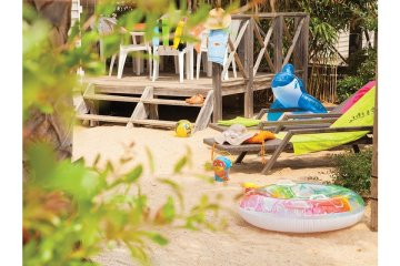 COTTAGE 3 bedrooms*** PIRATES with air-conditioning - Club Farret