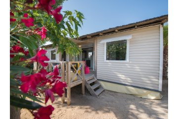 COTTAGE 2 bedrooms *** PATIO Beach Farret with air-conditioning - Club Farret